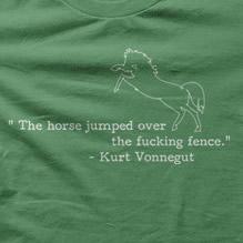 Kurt Vonnegut Sports Journalist